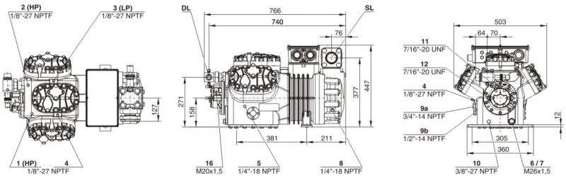 Кожухотрубный испаритель ONDA HPE 71 Хабаровск Паяный пластинчатый теплообменник SWEP DV400 Волгодонск
